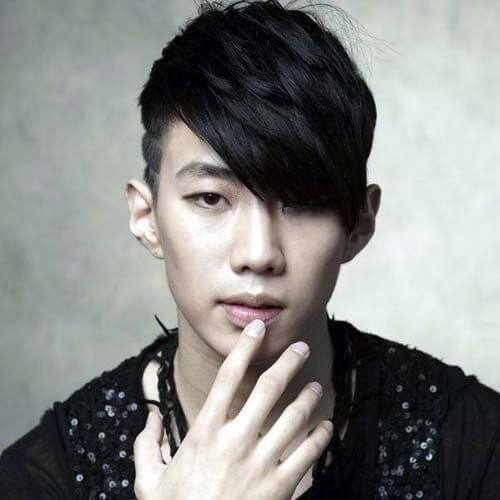 Kiểu tóc nam Hàn Quốc cực kỳ chất