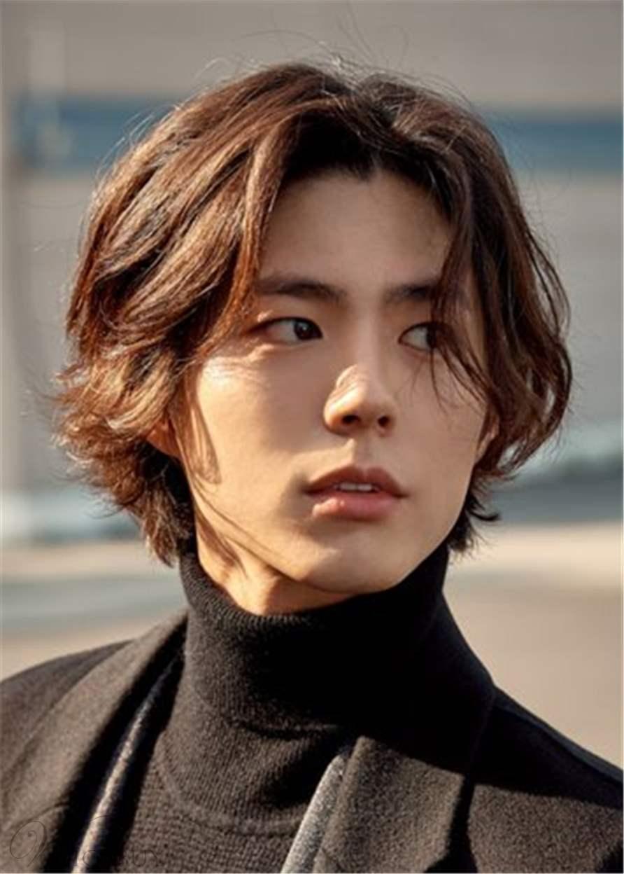 Kiểu tóc nam Hàn Quốc dài