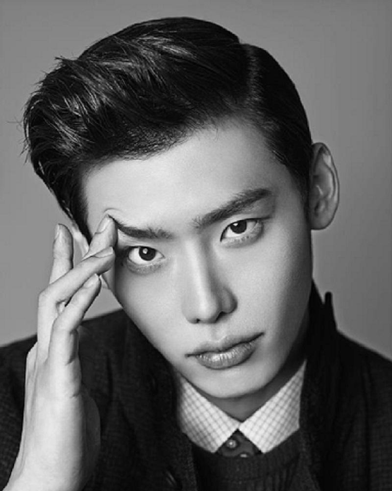Kiểu tóc nam ngắn chuốt keo Hàn Quốc