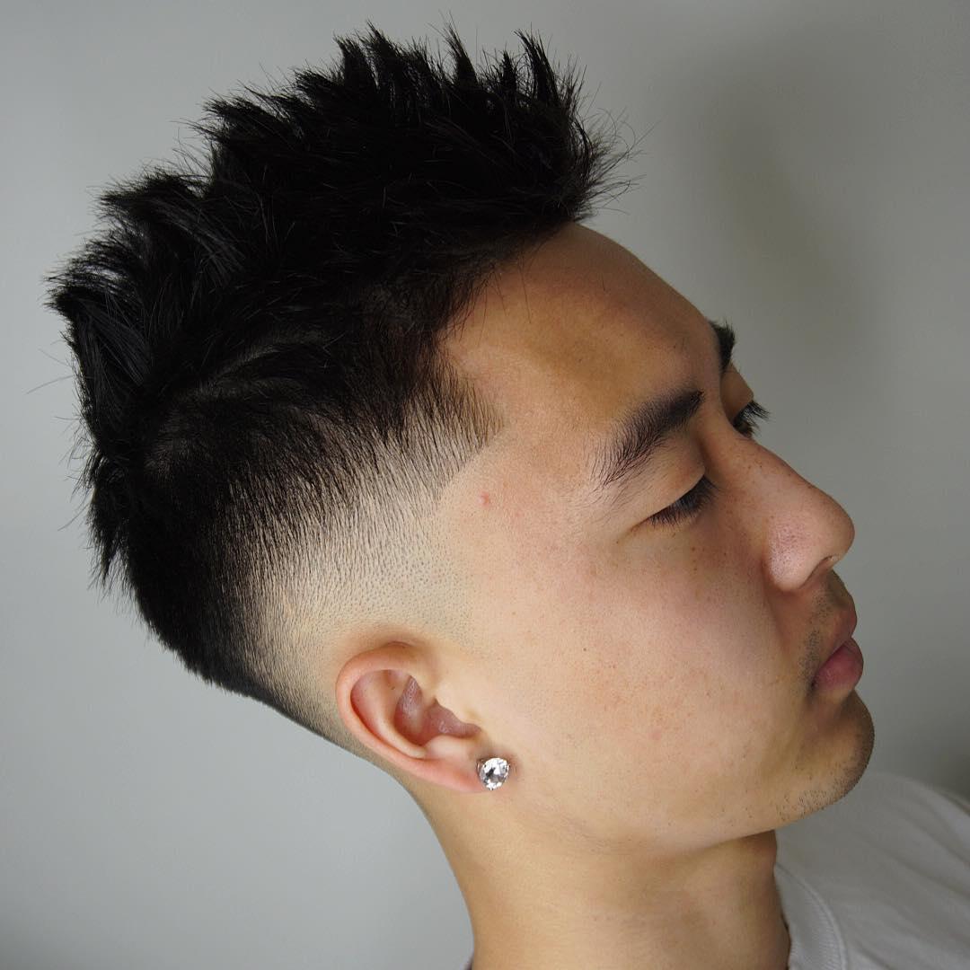 Kiểu tóc undercut nam Hàn Quốc đẹp