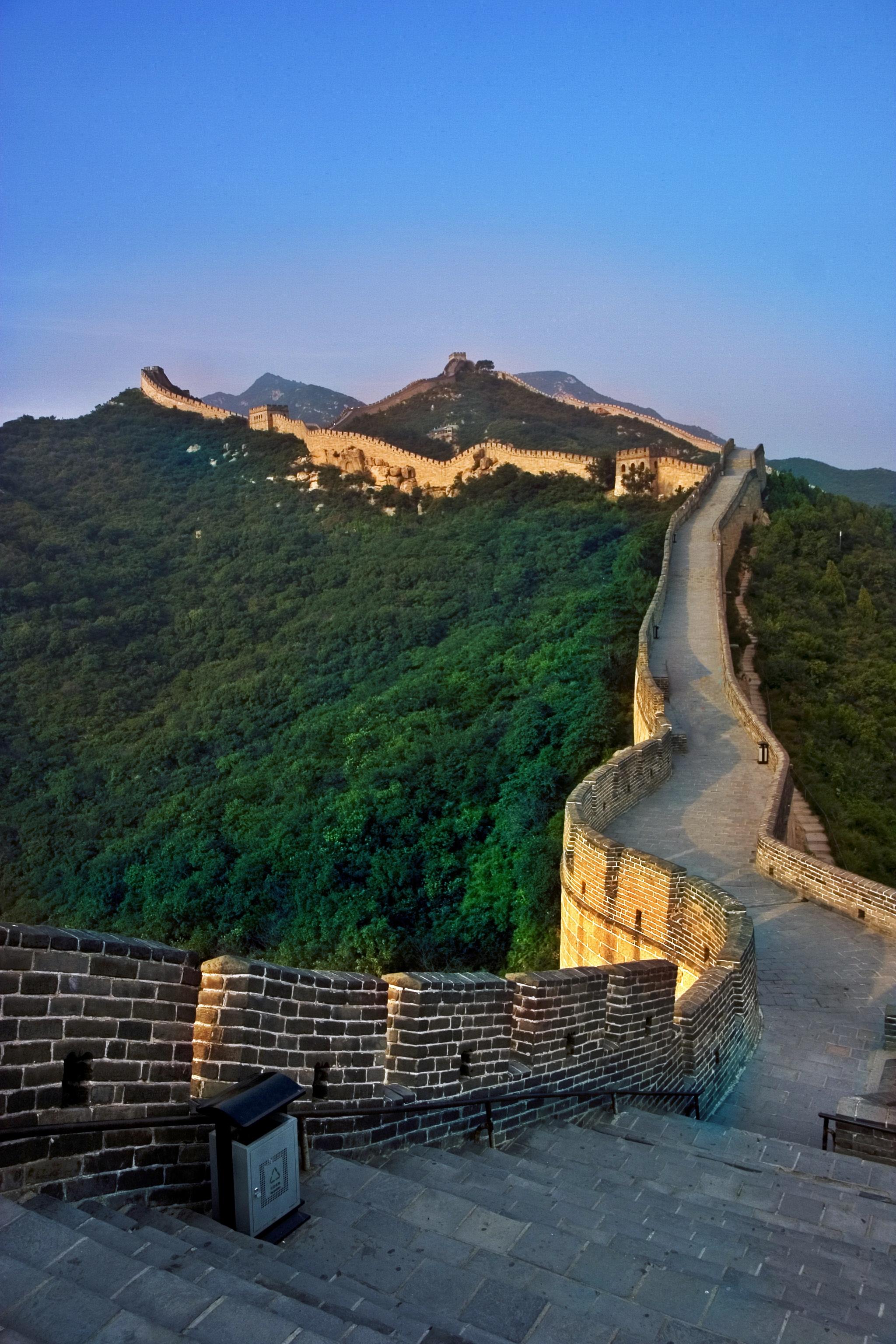 Vạn Lý Trường Thành đẹp tuyệt của Trung Quốc