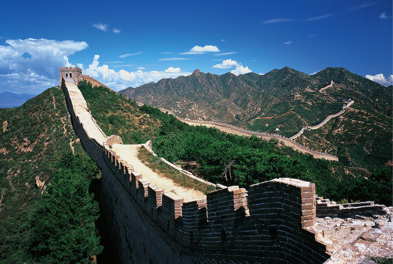 Vạn Lý Trường Thành đẹp tuyệt vời của Trung Quốc