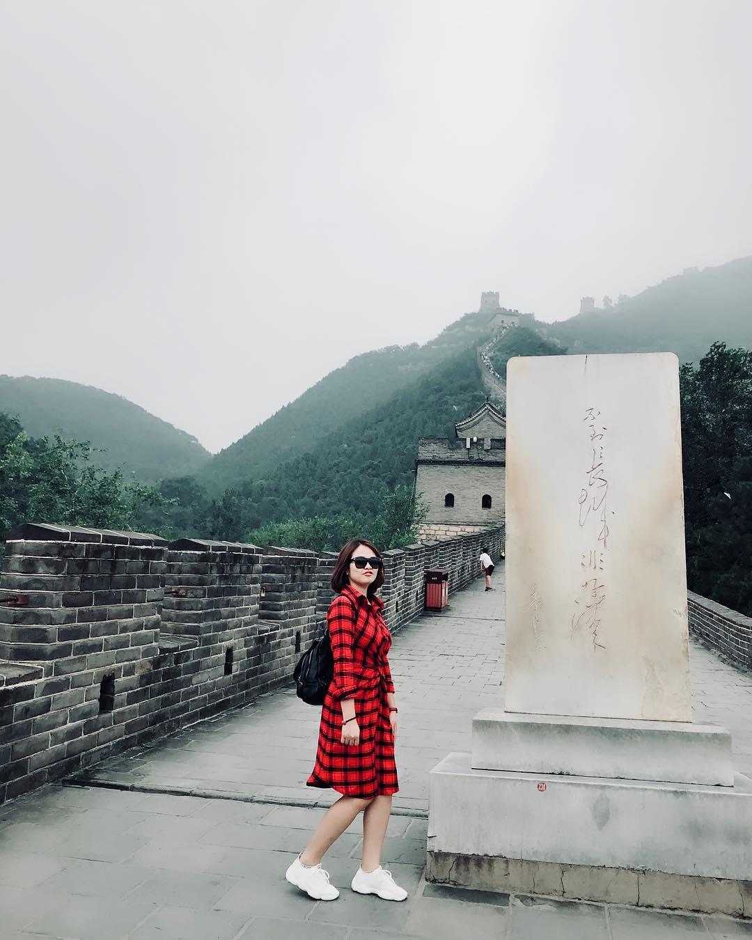 Vạn Lý Trường Thành nổi tiếng Trung Hoa