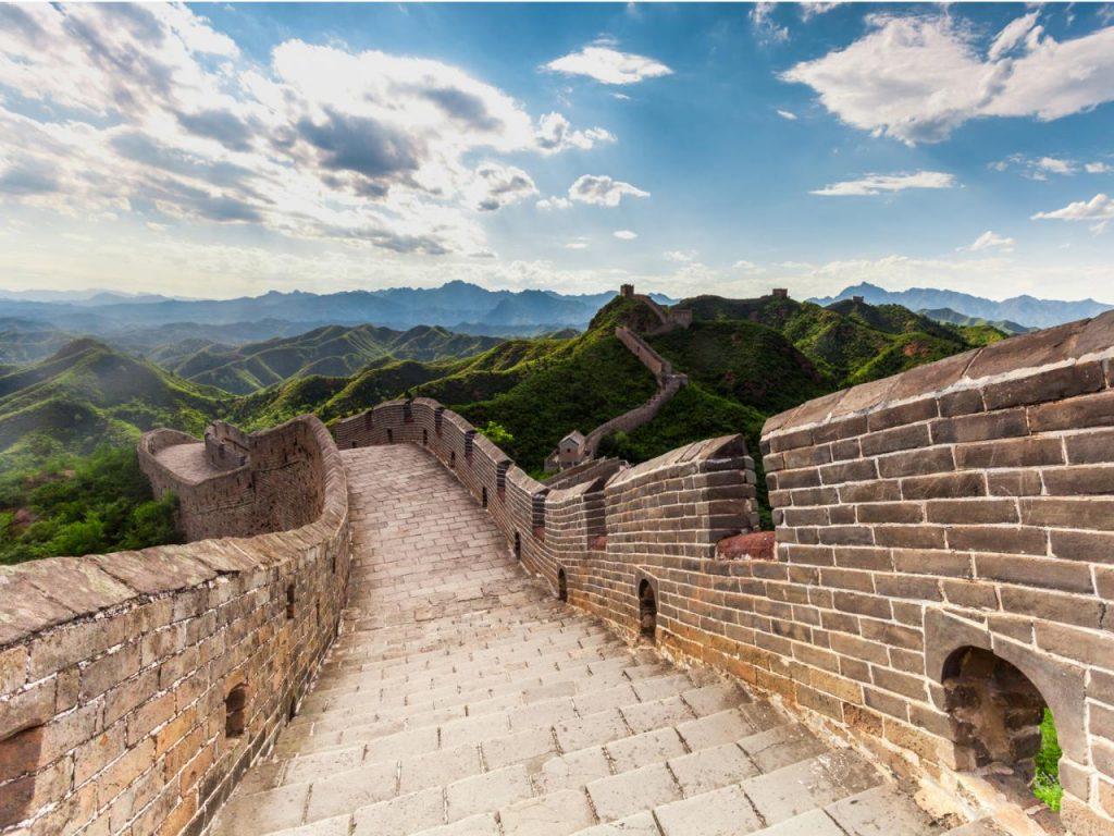 Vạn Lý Trường Thành rất đẹp của Trung Quốc