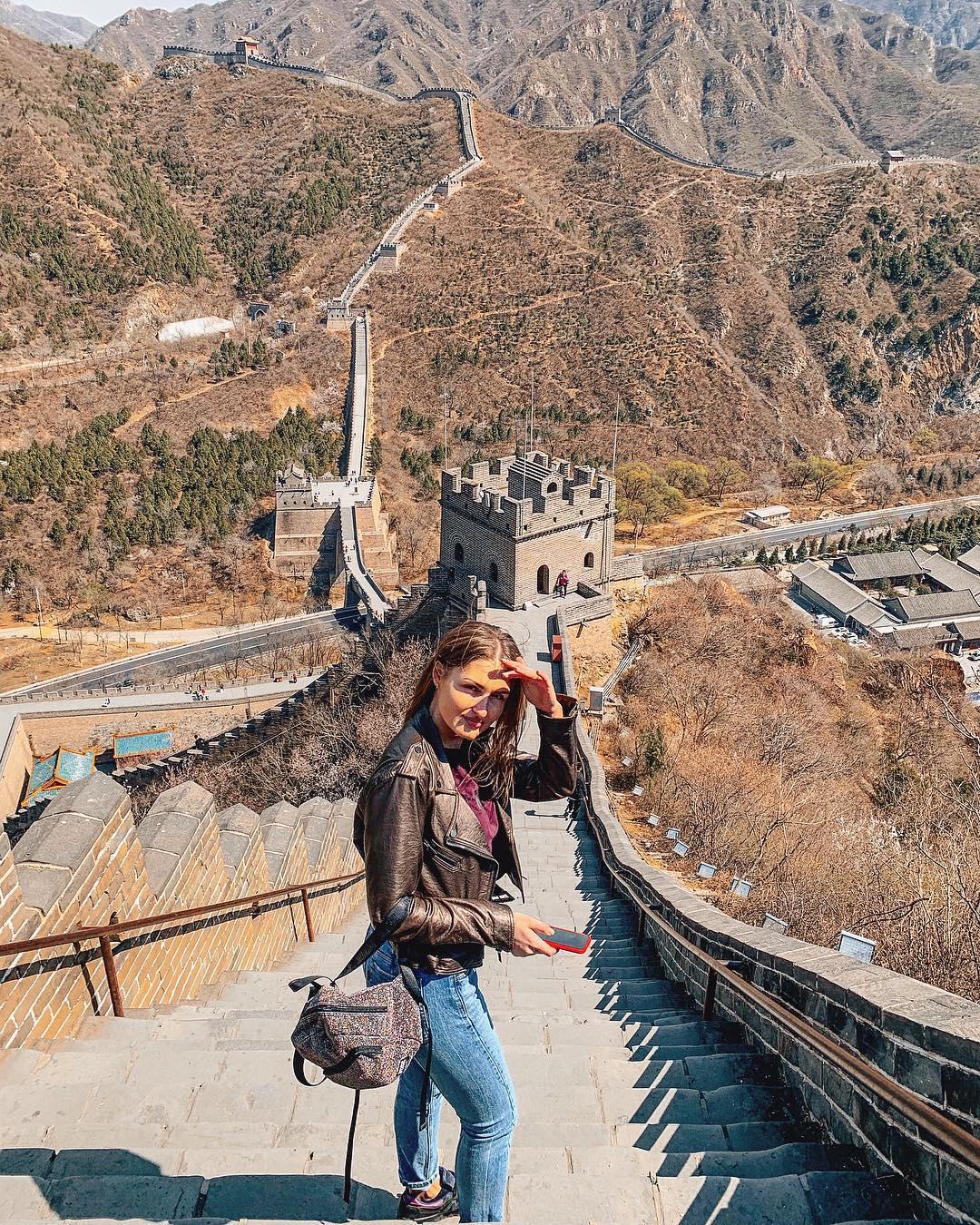 Vạn Lý Trường Thành rất hùng vĩ của Trung Quốc