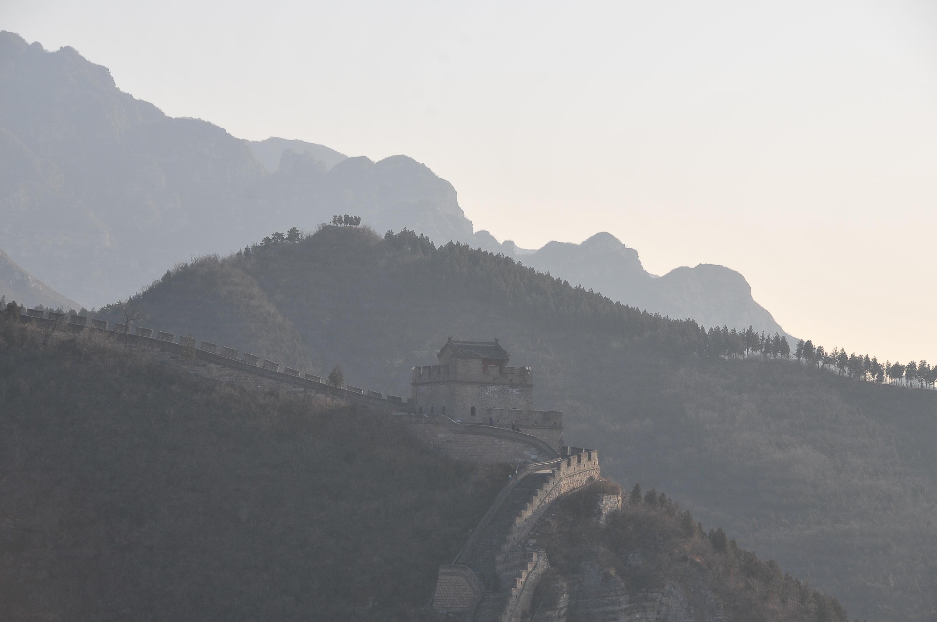 Vạn Lý Trường Thành tuyệt đẹp của Trung Quốc
