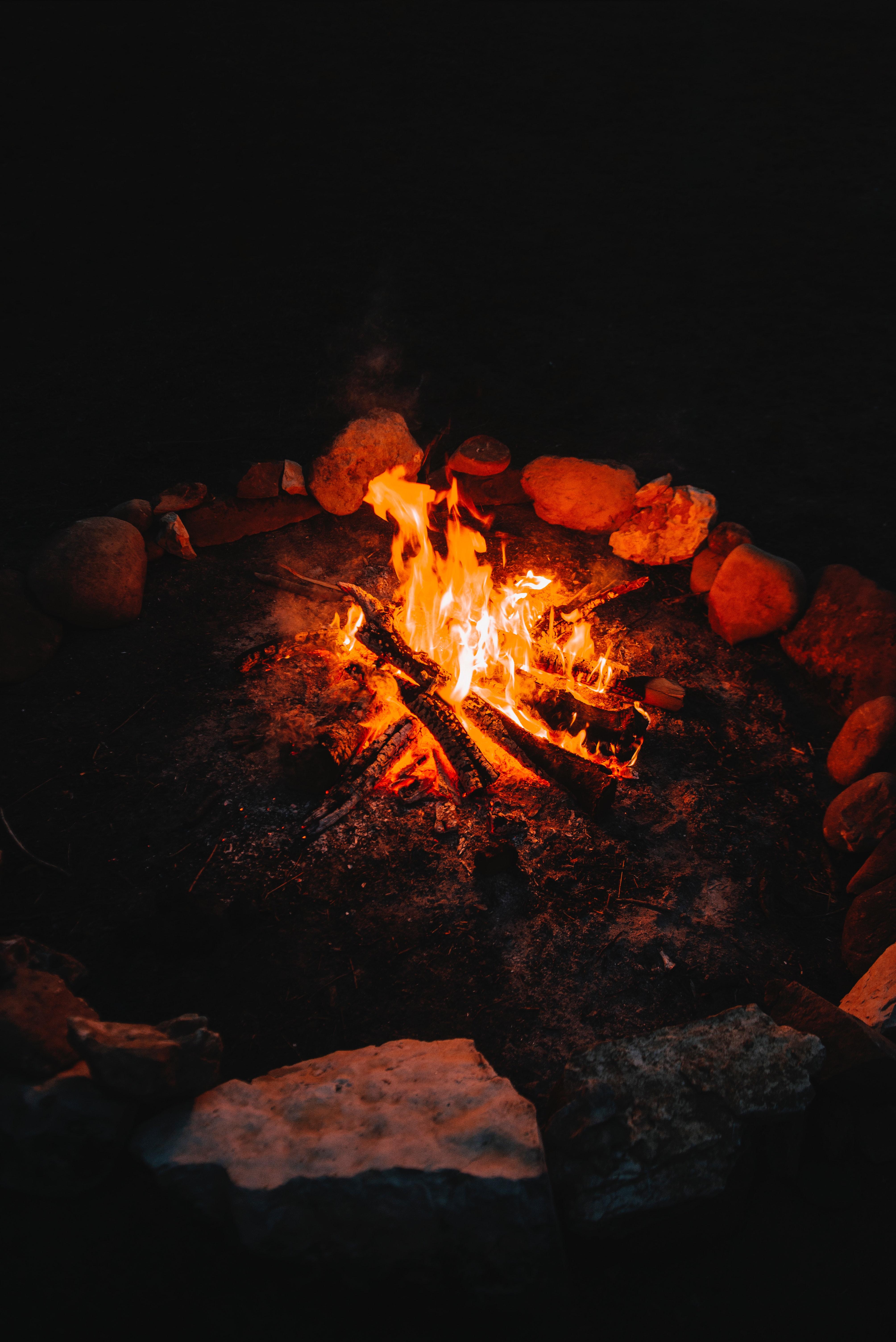 Ảnh lửa đẹp