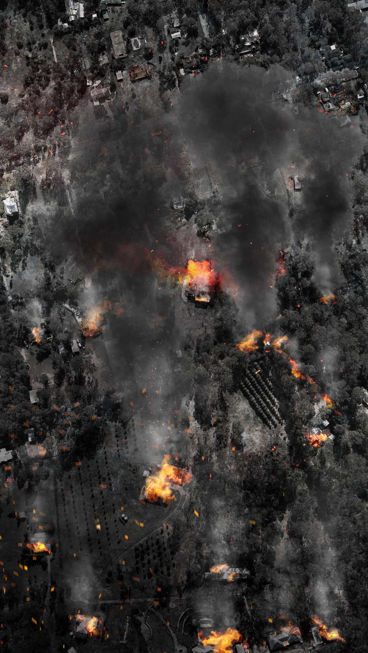 Background lửa cháy đẹp