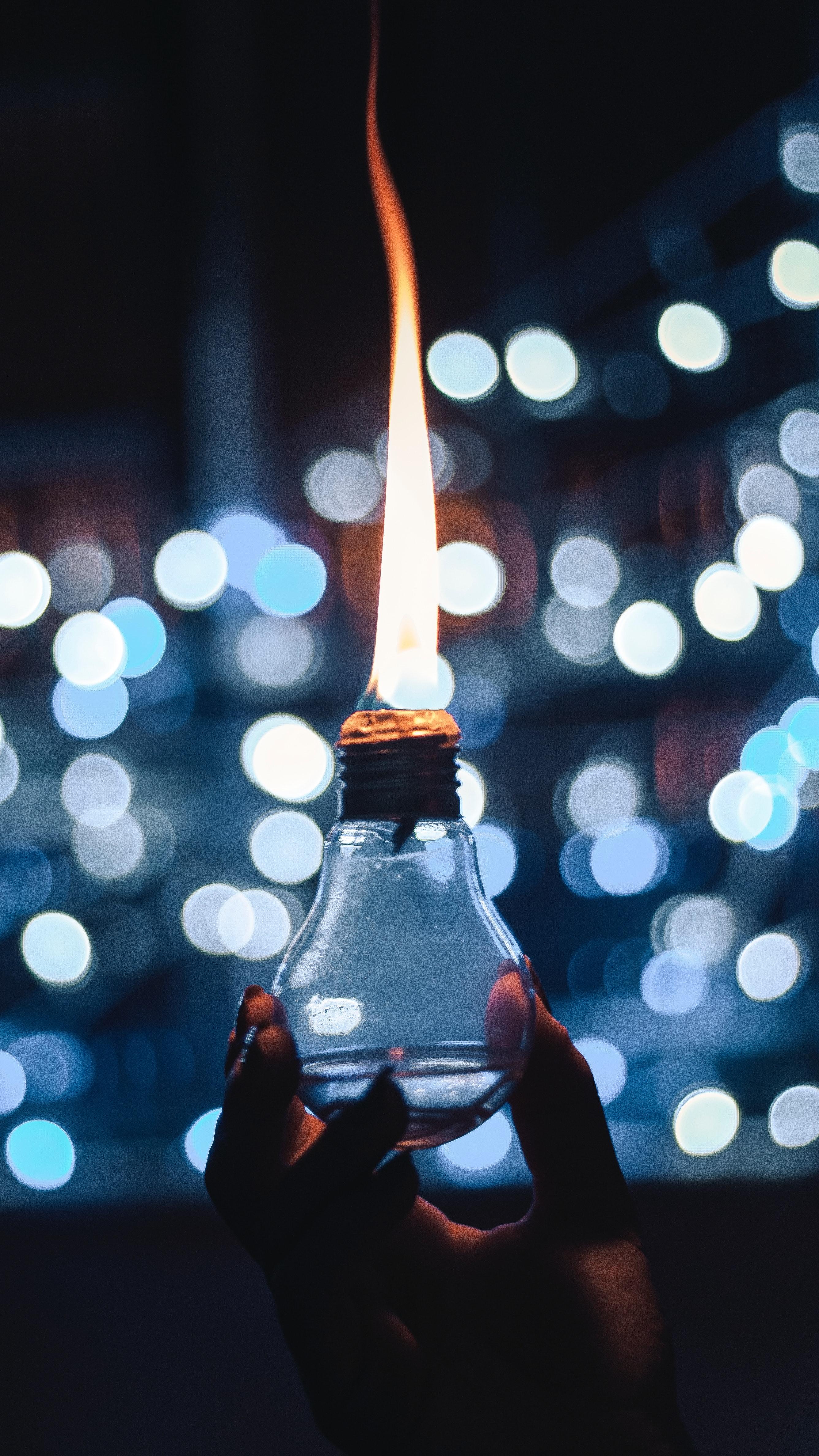 Background ngọn lửa đẹp nhất