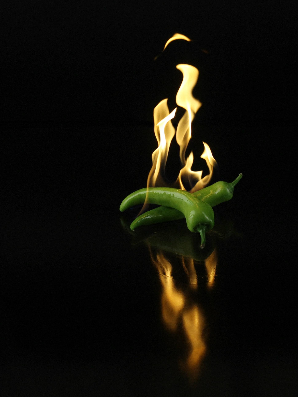 Background ngọn lửa nghệ thuật