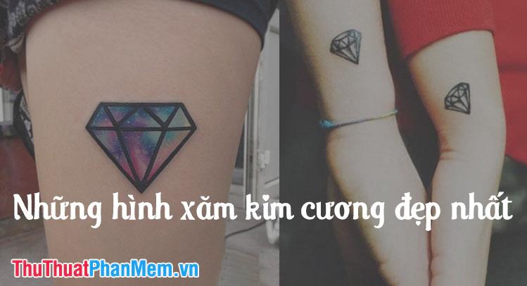Những hình xăm kim cương đẹp nhất