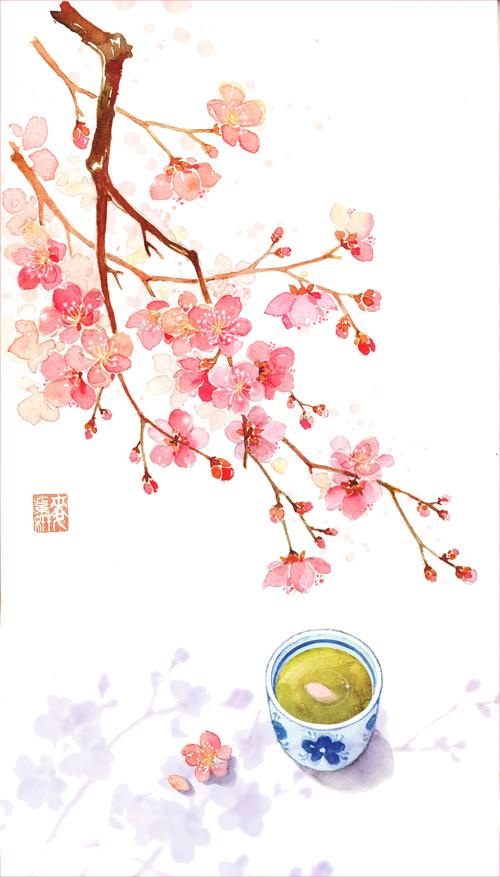 Ảnh hoa đào đẹp và trang nhã