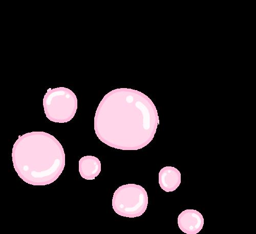 Hình ảnh bong bóng màu hồng