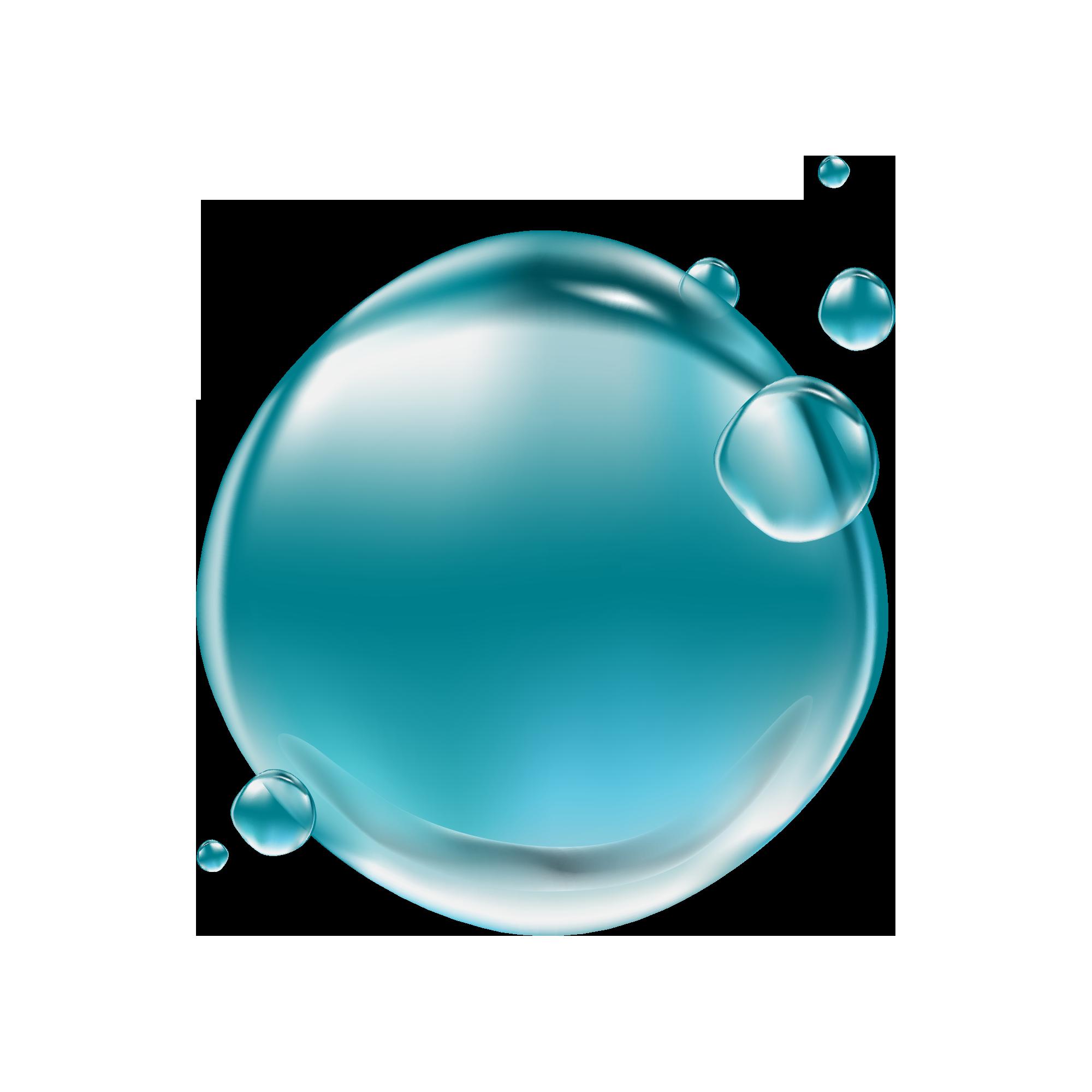 Hình ảnh bong bóng xanh