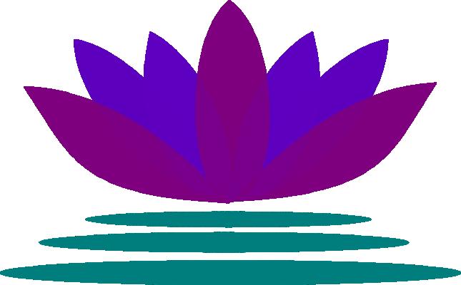 Hình ảnh hoa sen tím đẹp