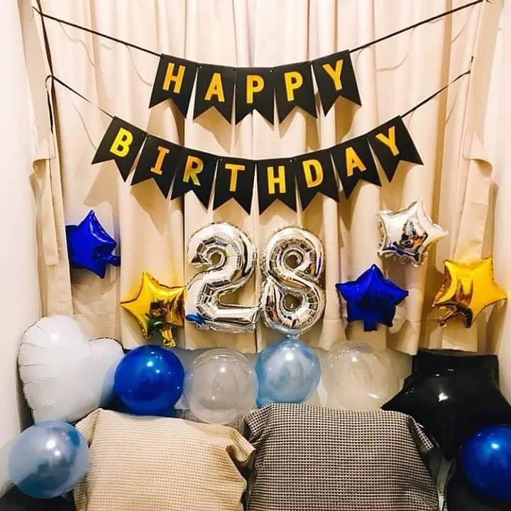 Backdrop sinh nhật cho người lớn