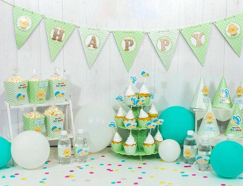 Backdrop trang trí sinh nhật đẹp nhất