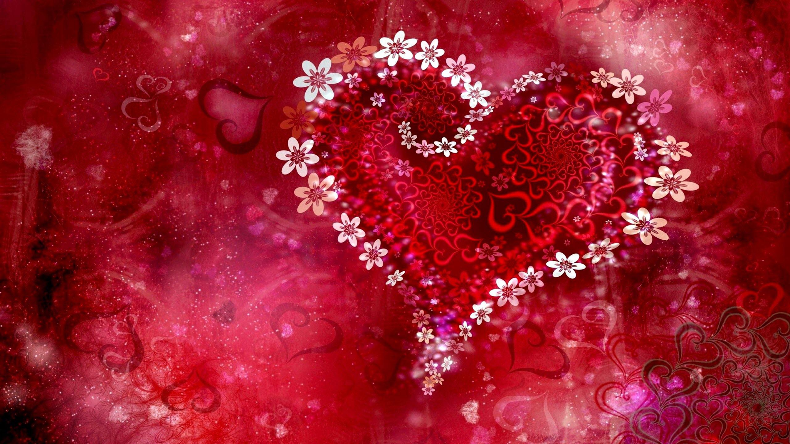 Hình ảnh nền trái tim