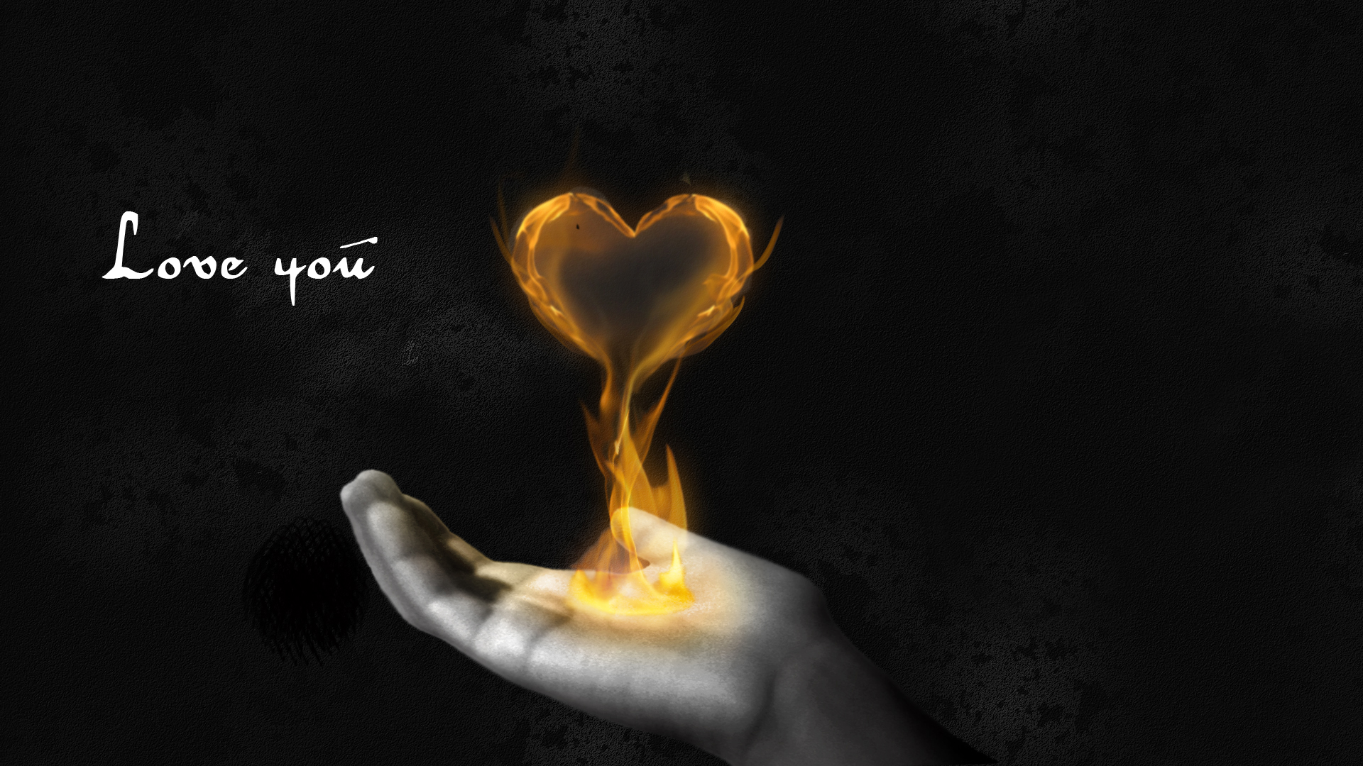 Hình nền trái tim đẹp