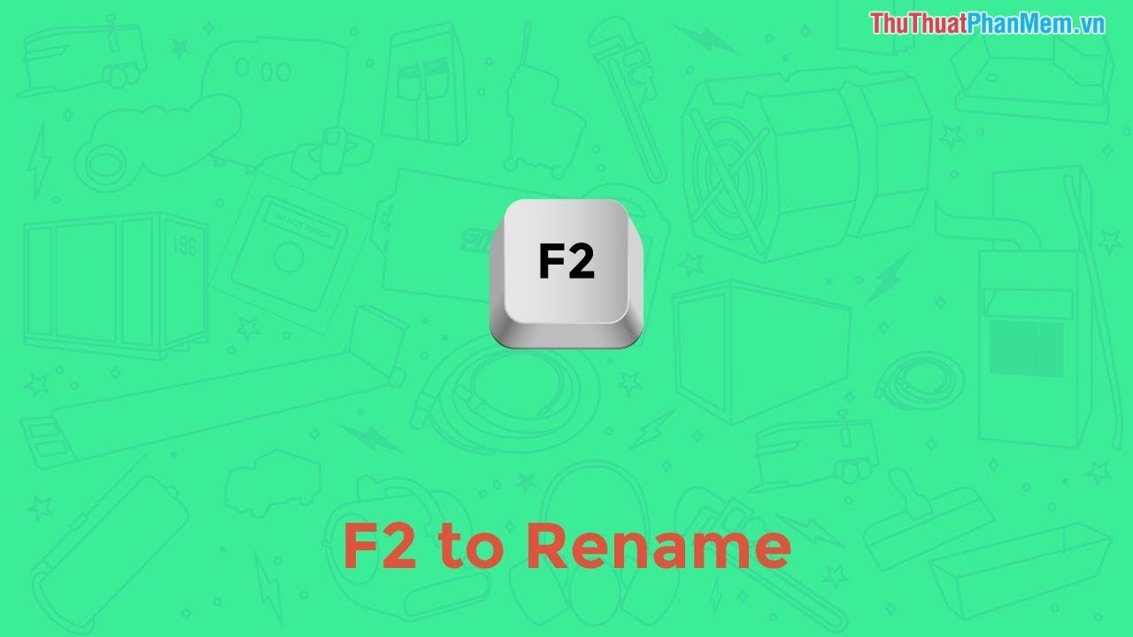 F2 to Rename