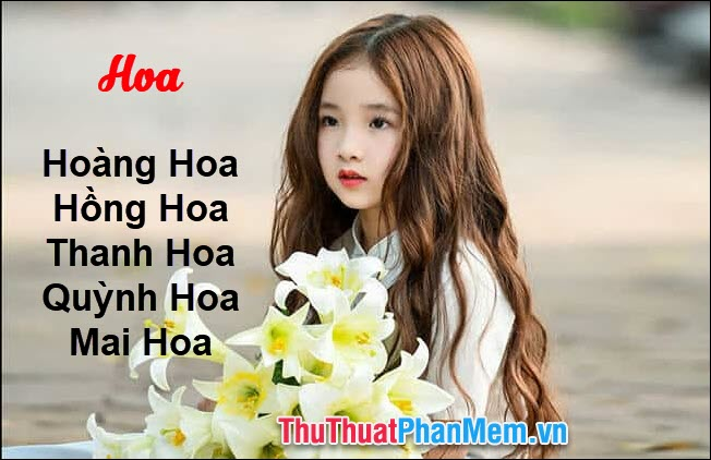 Tên Hoa