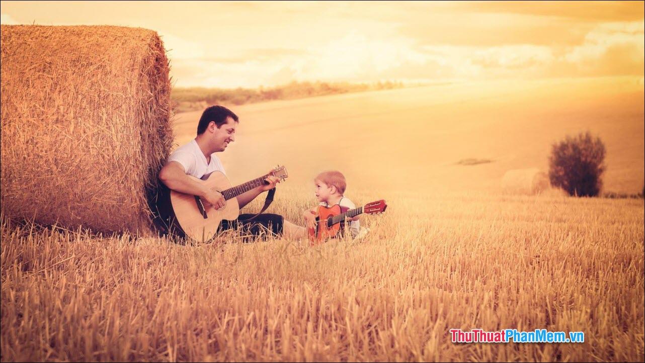 Con chúc bố luôn mạnh khỏe luôn thành công trong mọi việc và ngày càng thành đạt hơn trong sự nghiệp