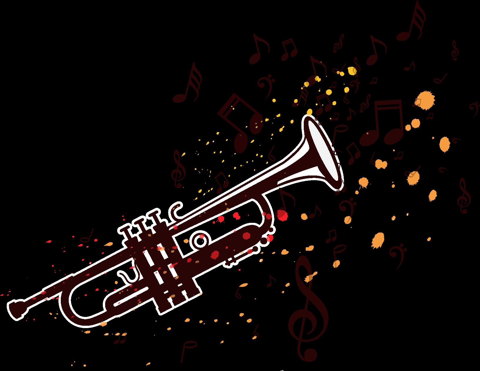 Background chủ đề âm nhạc