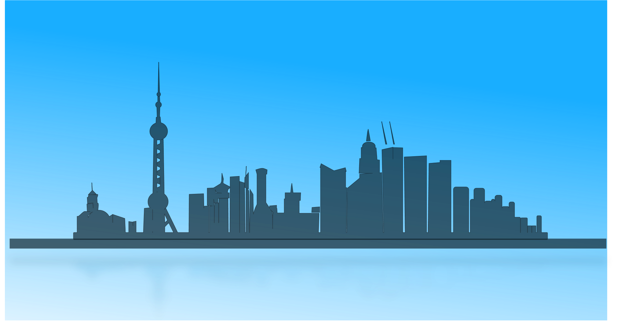 Background nền thành phố