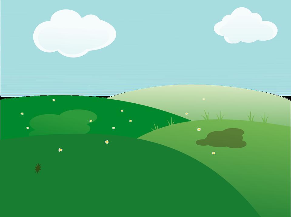 Background phong cảnh hoạt hình