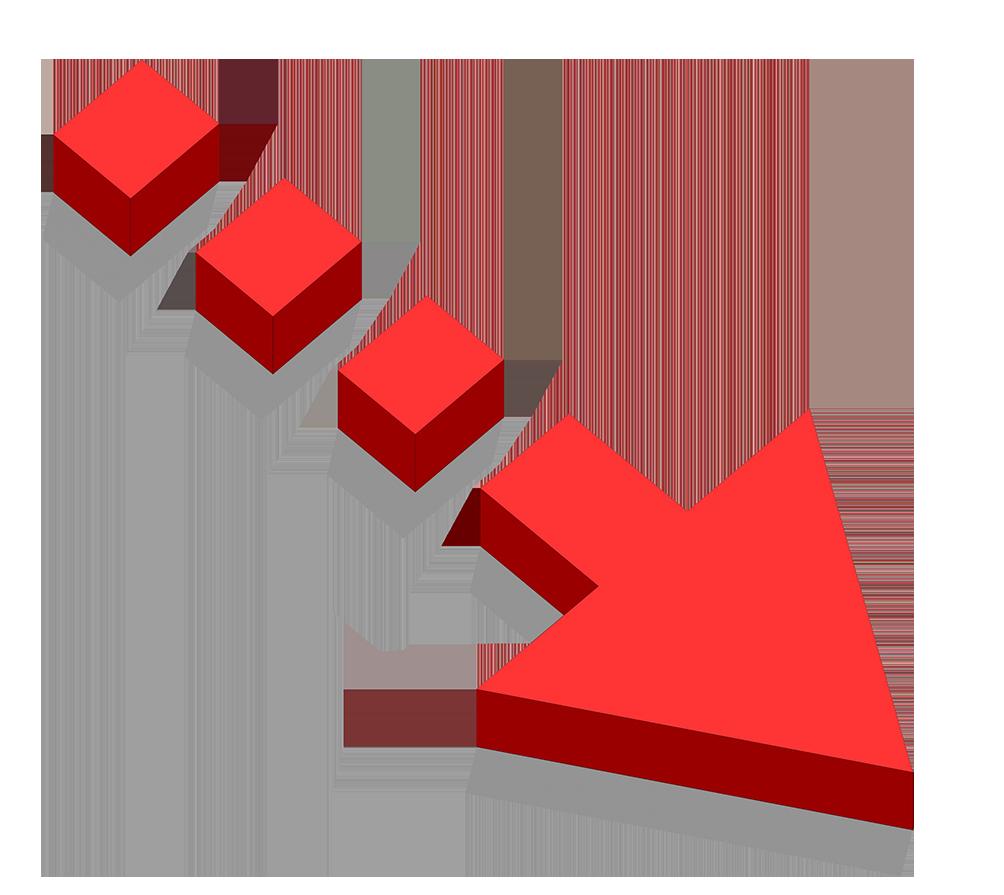 Hình mũi tên 3D