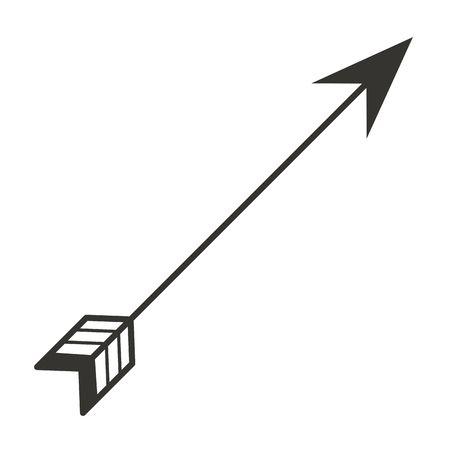 Hình mũi tên đơn giản